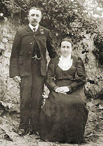 James & Mary Shepherd