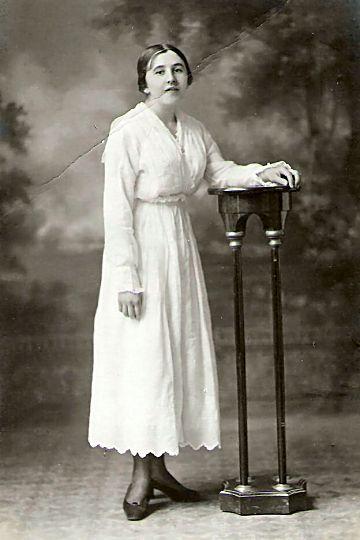 Margaret Grant nee Shepherd
