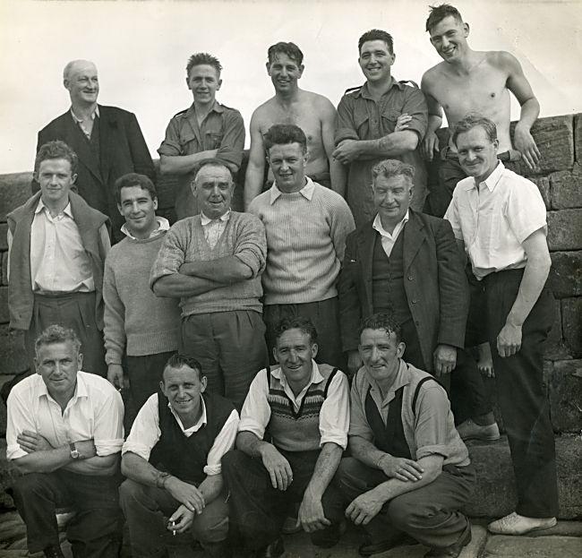 Coastguard Auxilliaries - c1958
