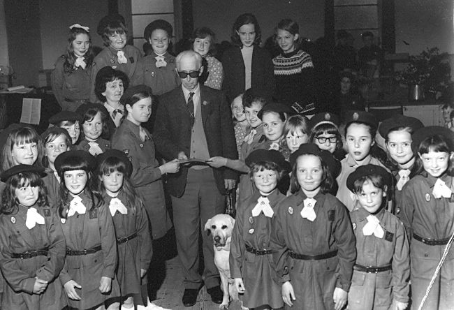 Cromarty Brownies - c1973