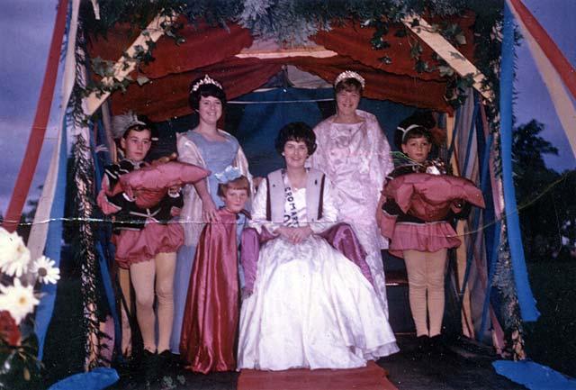 Gala Queen 1966