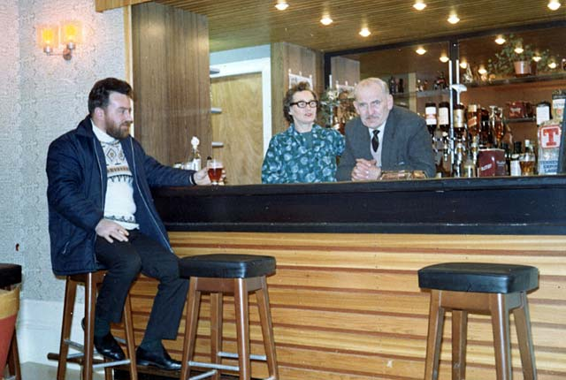 Royal Hotel Lounge Bar