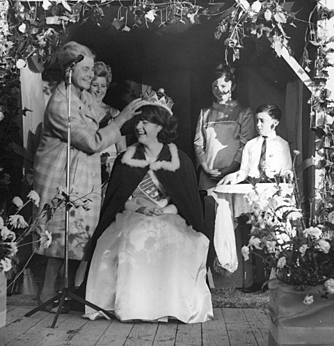 Gala Queen Crowning - 1968