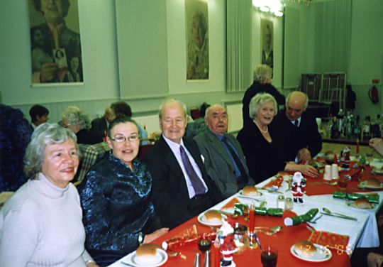 Fourways Club Xmas Dinner - 2005