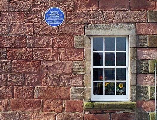 James Thomson's Birthplace