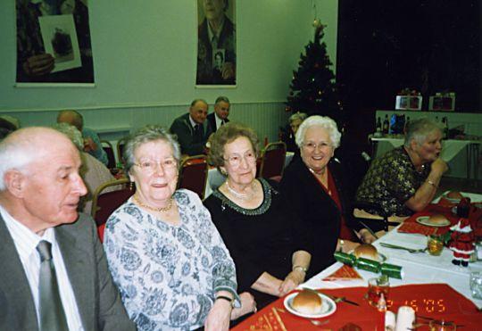 Fourways Club Xmas Dinner - 2005