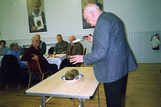 Fourways Club Burns Supper 2006
