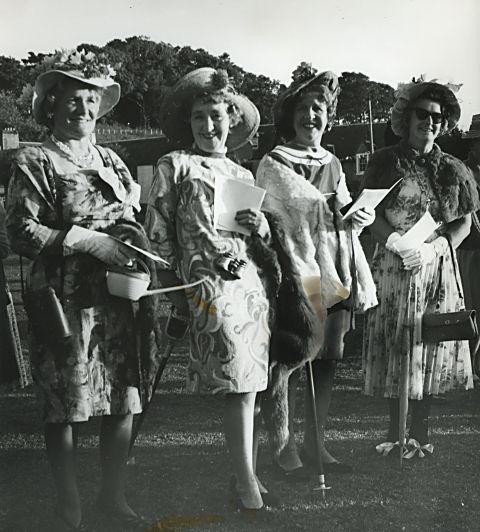 Ladies Day at Ascot - Gala Week - 1968