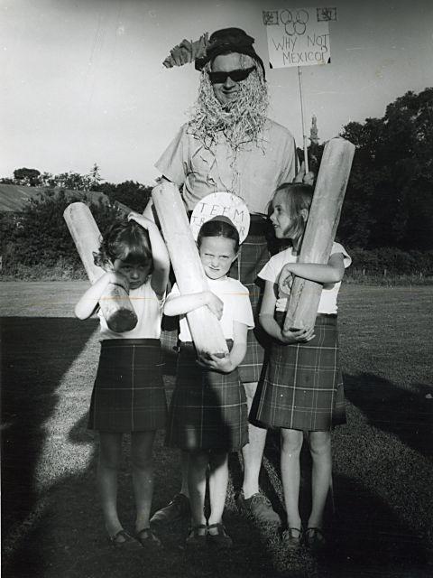 Scottish Olympic Team - Gala - 1968