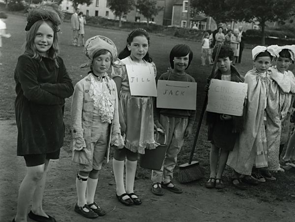 Children's Fancy Dress - 1969
