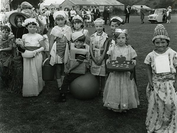 Children's Fancy Dress - 1969