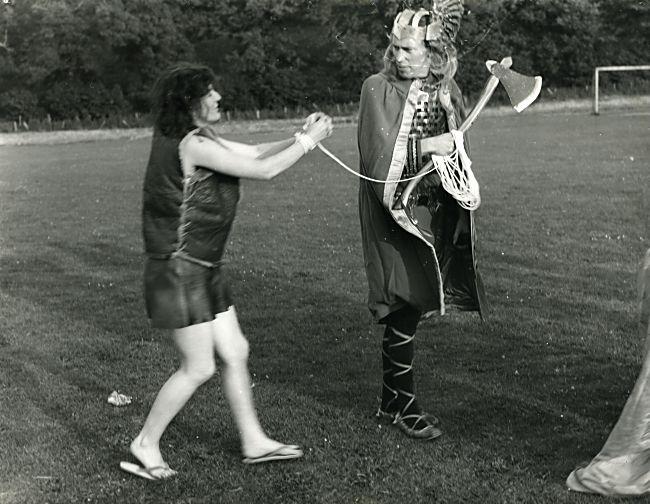 Fancy Dress - 1970