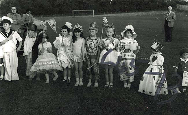 Kids Fancy Dress - 1970