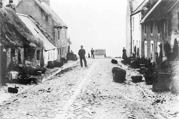 Big Vennel at the turn of the Century