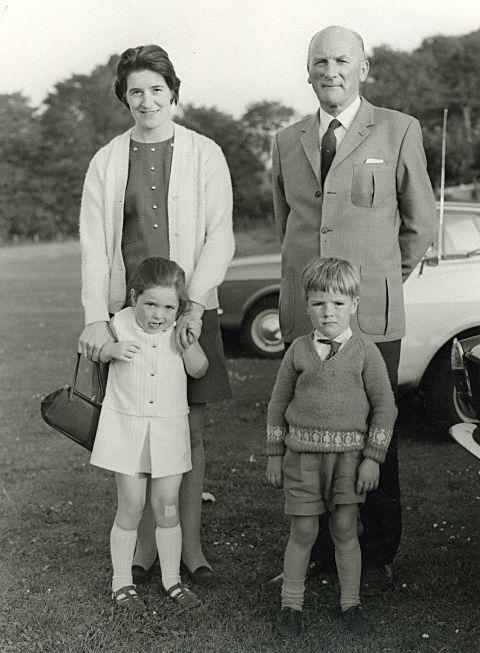 Dr Norman Fraser Mackenzie & Family - 1970
