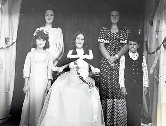 Gala Queen - 1975