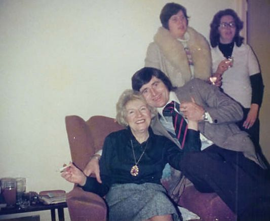 Party Group - c1975