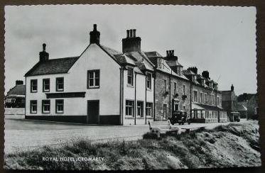 Royal Hotel - c1950