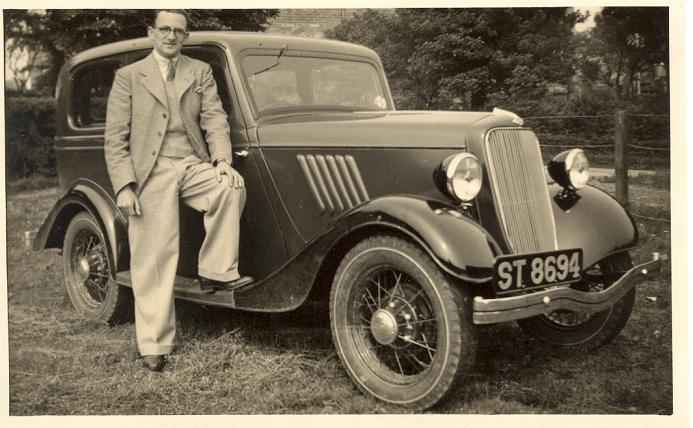 Daldon Ross - c1936