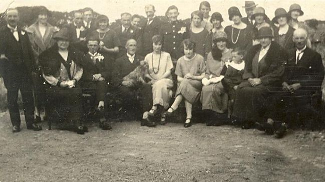 Cromarty Outing c1935???
