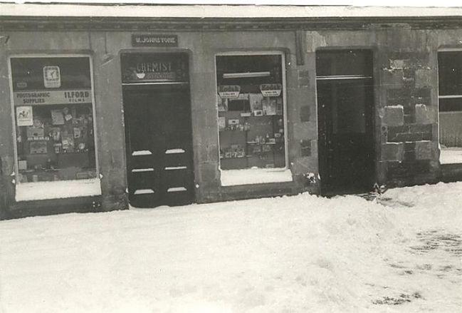Chemist's Shop - c1954??