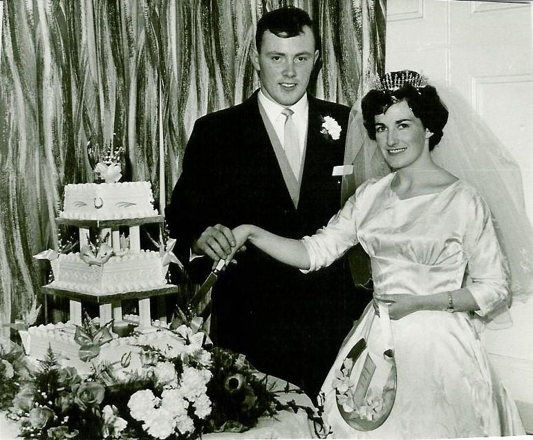 John Ferguson & Grace Jack