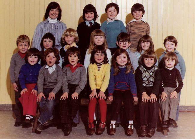 Infants Class - 1978
