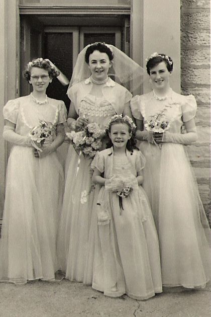 Evelyn Munro's Wedding