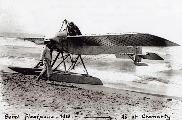 Borel Floatplane