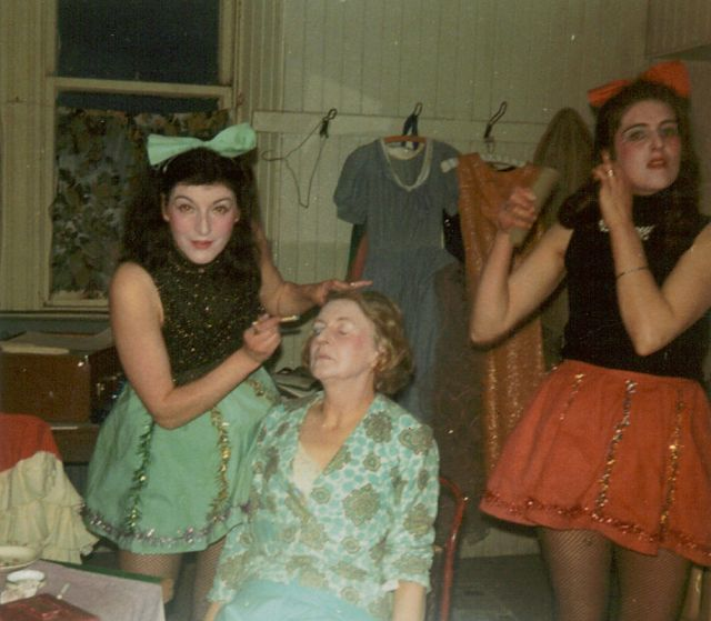 Theatrical Group - c1970