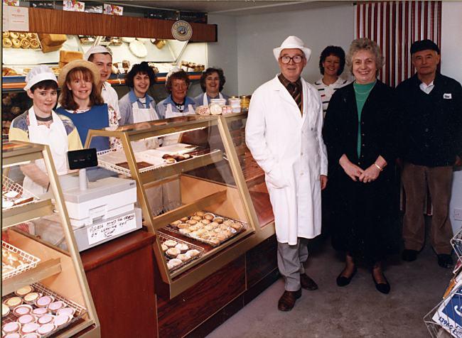 Bakery Shop - c1988