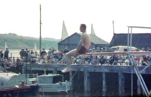 Regatta Diving Competition - c1964