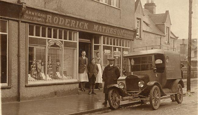 Matheson's Shop