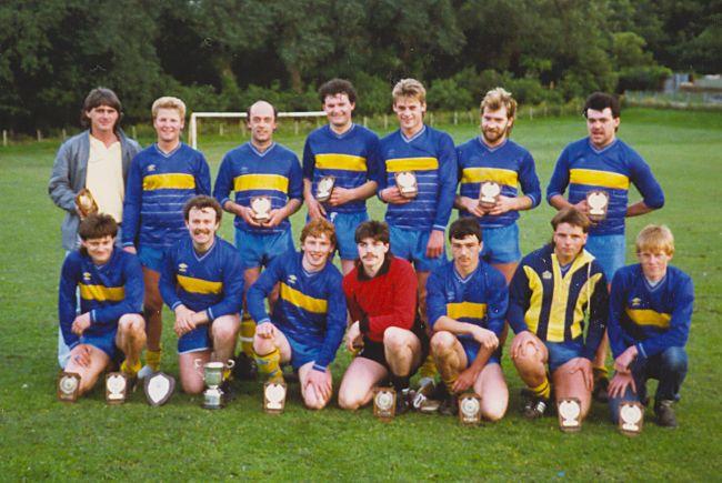 Cromarty FC - c1992