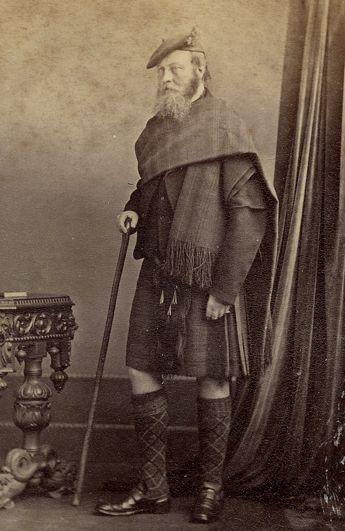 George Ross - c1860