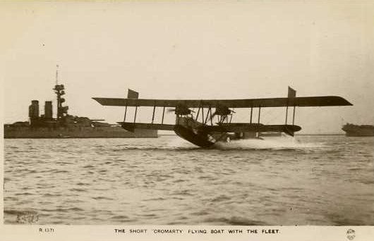 Short 'Cromarty' Flying Boat