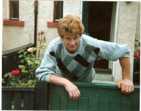 Geordie Bear - c1985