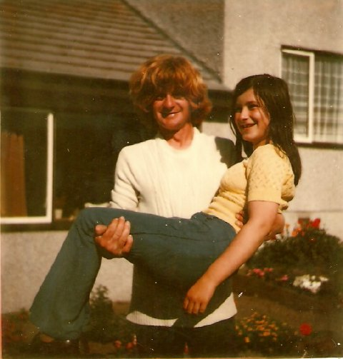 George Mcphee and Shona Johnston