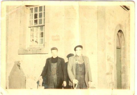 Wullie Mcphee & Eddie Scott - 1950s