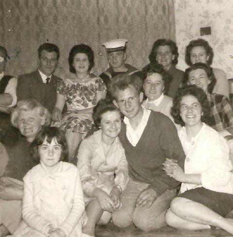 Mcphee Family Group