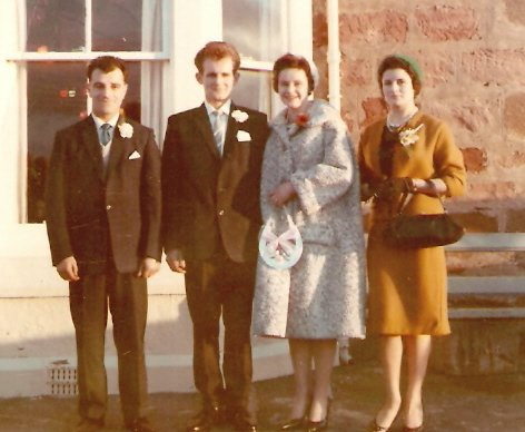 Lennie & Diane Reid's Wedding
