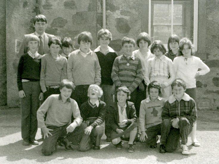 Primary 7 - 1981