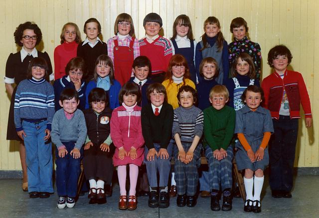 School Photo - Primary 3/4