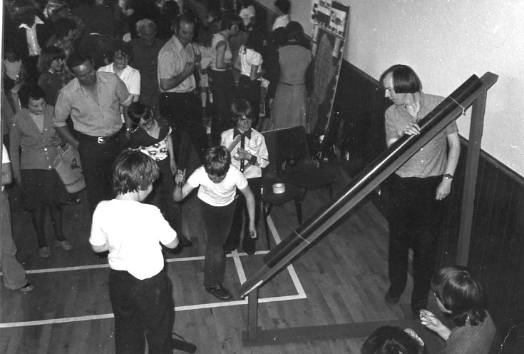 Food & Fun Fair, Victoria Hall - June 1979