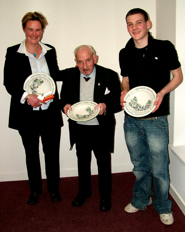 Ross and Cromarty Community Awards 2006