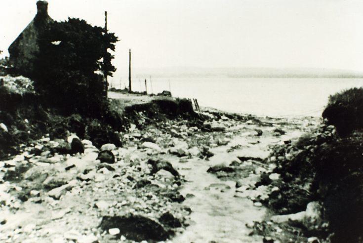 Flooding at Burnside