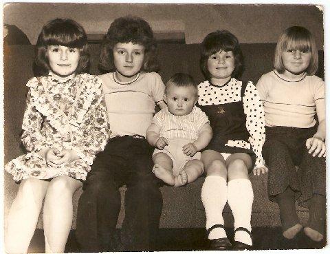 Reid Family - 1975