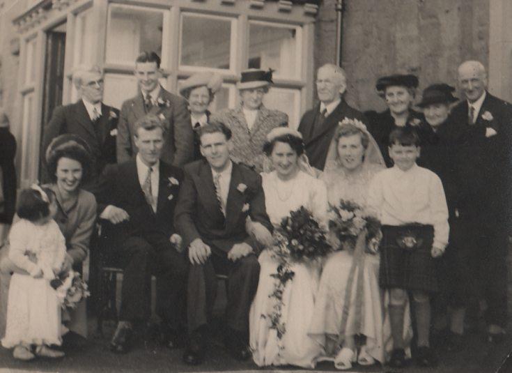 Roma Taylor's Wedding