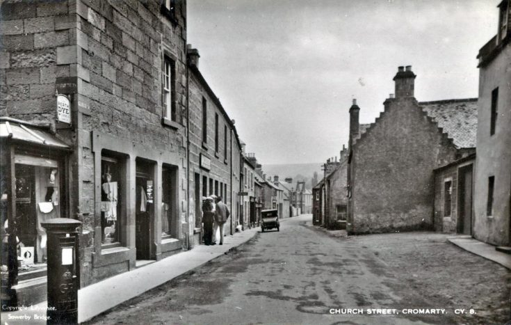 Church Street - c 1925