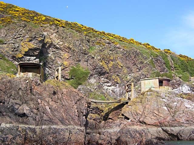North Sutor 'Forts'